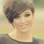 Casual Short Hairstyles 2017 For Fine Thick Hair008