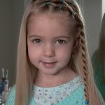 Little Girls Hairstyles For School 2020