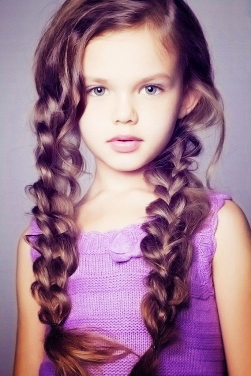 Little Girls Hairstyles For School 2018