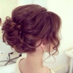 Loose Updo Hairstyles 2019 For Long Hair
