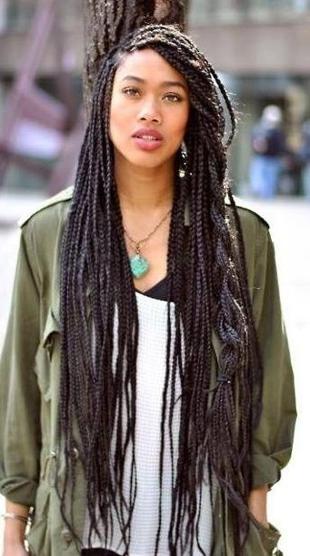 Nigerian Braids Hairstyles 2019 Pictures Gallery008