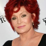 Sharon Osbourne Hairstyles 2017 Photos