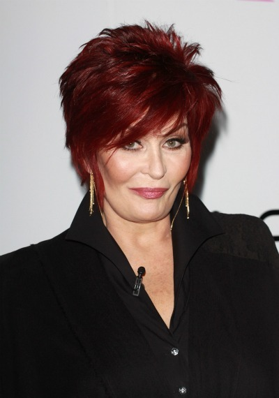 Sharon Osbourne Hairstyles 2018 Photos