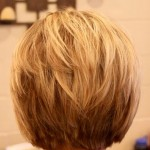 short layered bob hairstyles front and back view0013