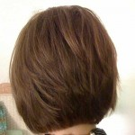 short layered bob hairstyles front and back view0016