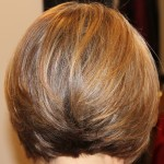 short layered bob hairstyles front and back view009