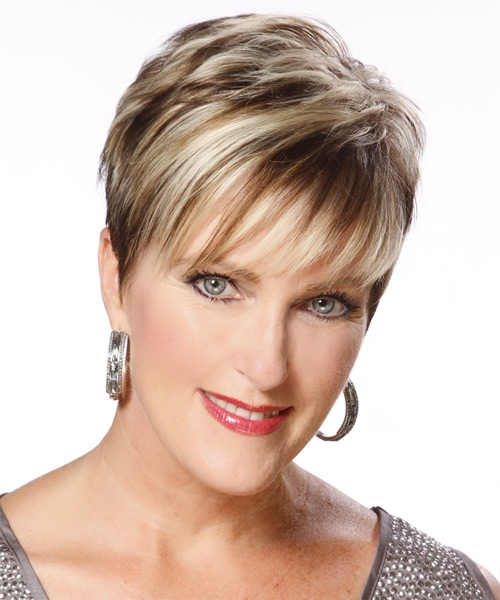 womens short hairstyles for thin hair0012