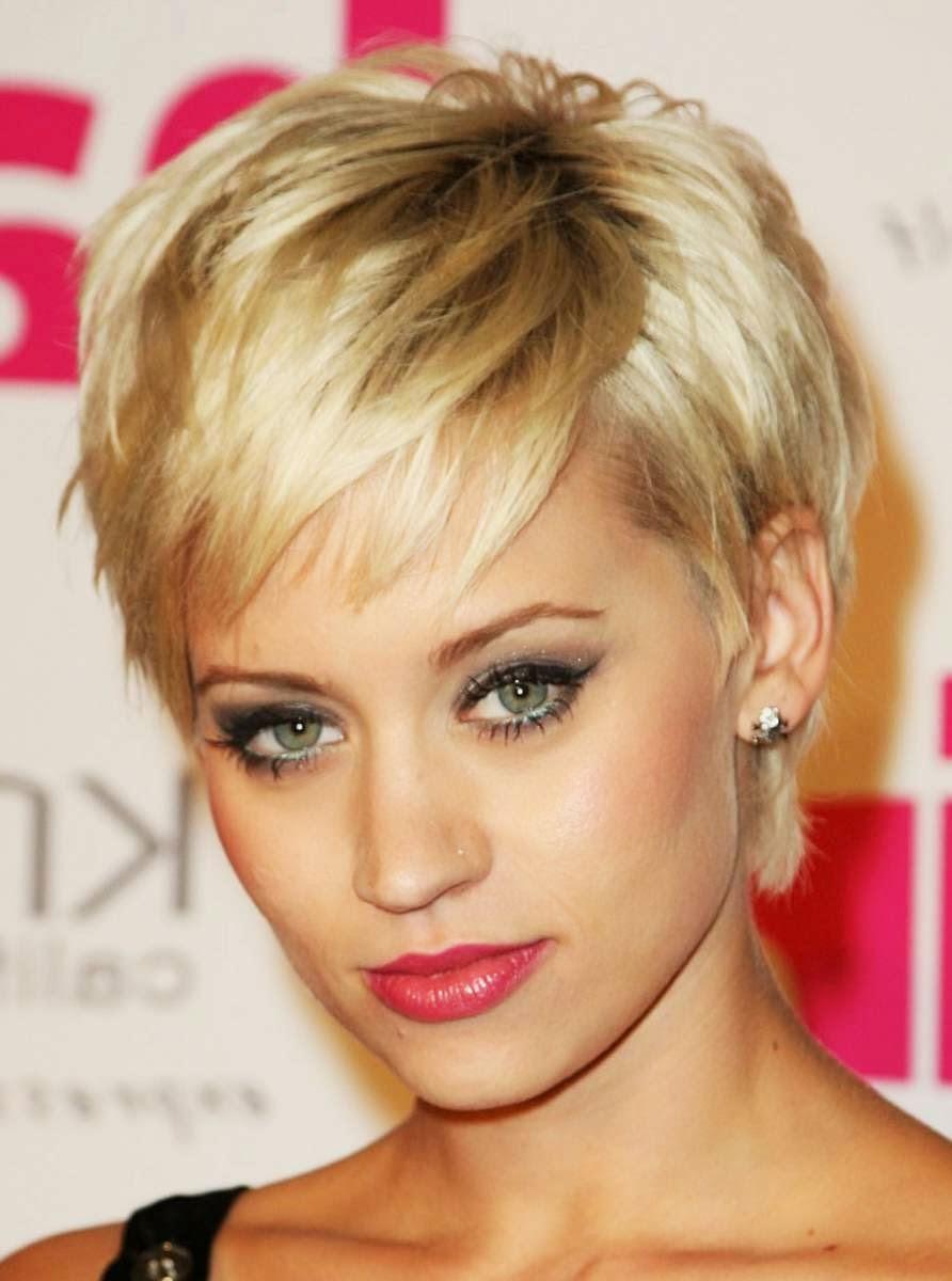 Womens Short Hairstyles For Thin Hair