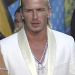 David Beckham Hair Slicked Back How To Style Pictures 0