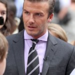 David Beckham Hair Slicked Back How To Style Pictures 2