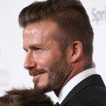 David Beckham Hair Slicked Back How To Style Pictures 3