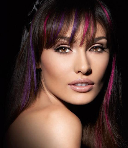 Hair Color Ideas Winter 2018 With Highlights