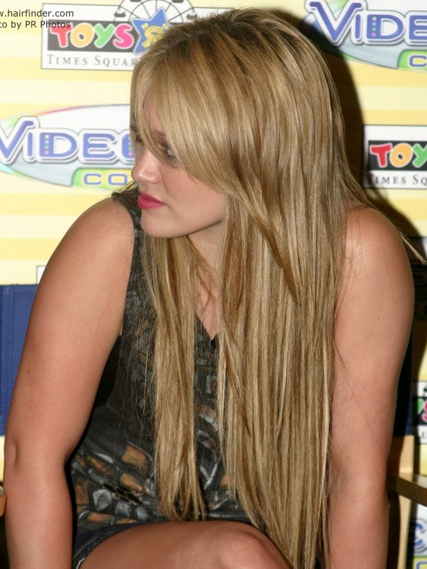 Hilary Duff Haircut 2020 Name Hair Color 0