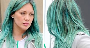 Hilary Duff Haircut 2017 Name Hair Color 3