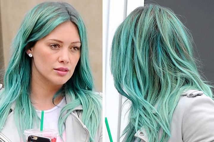Hilary Duff Haircut 2020 Name Hair Color 3