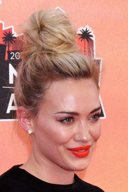 Hilary Duff Haircut 2020 Name Hair Color 8