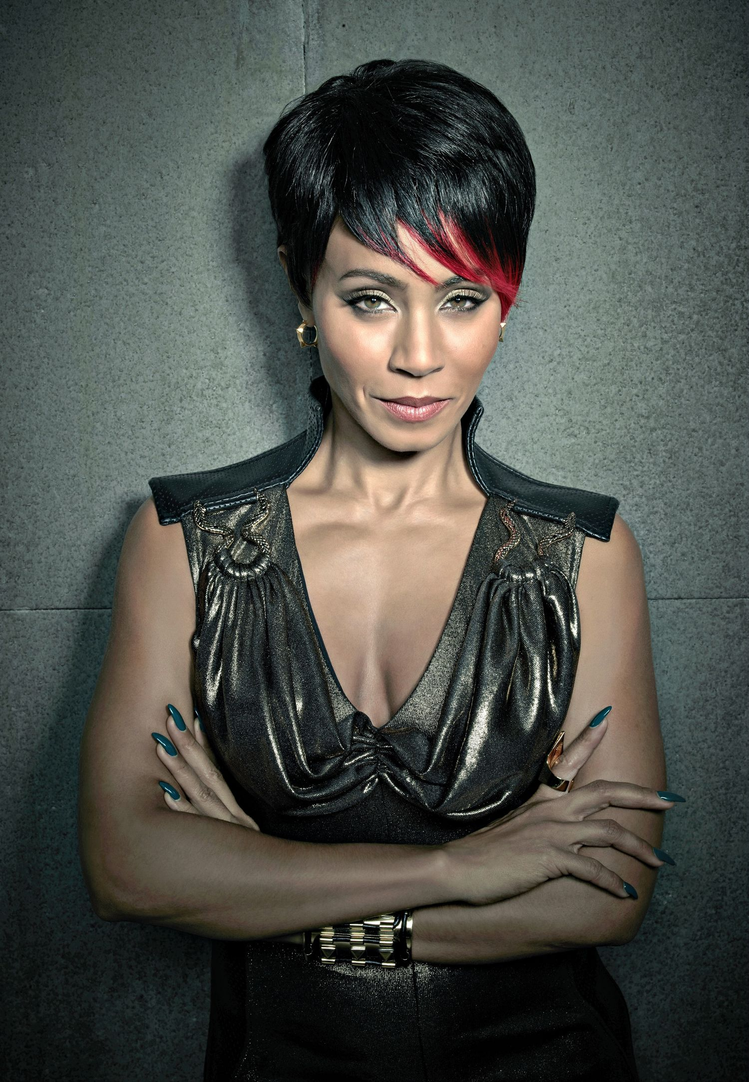 Jada Pinkett Hairstyles 2018 Photos