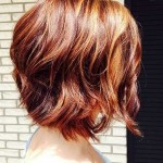 Low Maintenance Short Haircuts For Wavy Hair 5