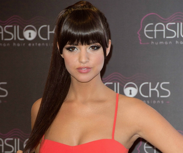 Lucy Mecklenburgh Hairstyles 2017 0