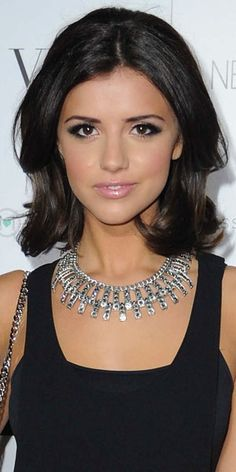 Lucy Mecklenburgh Hairstyles 2017 7