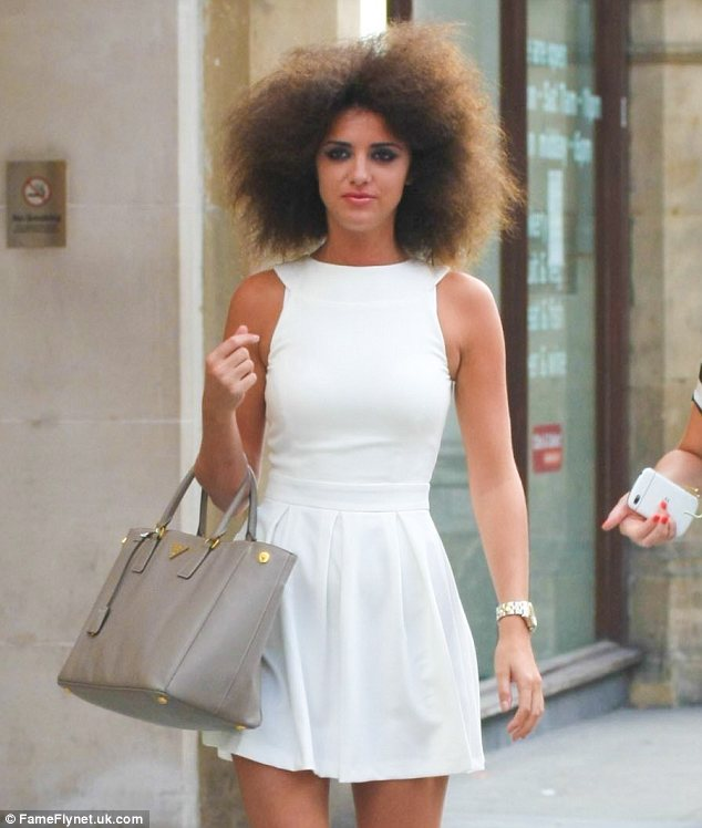 Lucy Mecklenburgh Hairstyles 2017 8