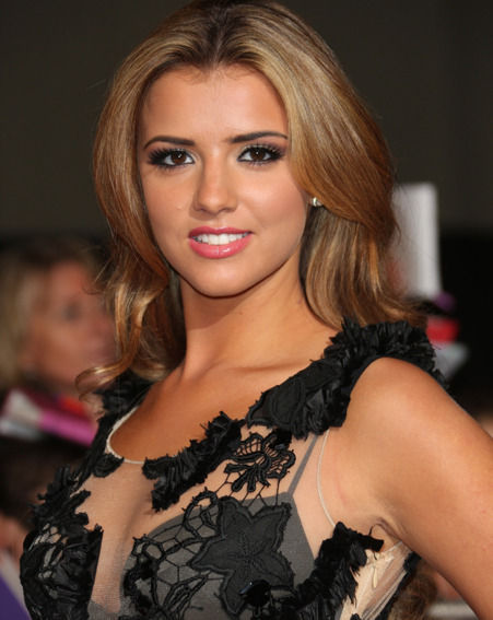 Lucy Mecklenburgh Hairstyles 2017 9