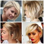 Maria Fowler Short Haircut 2016 Blonde Hair Color