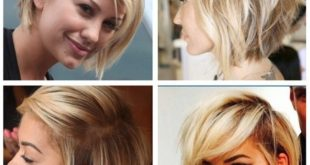 Maria Fowler Short Haircut 2020 Blonde Hair Color 7