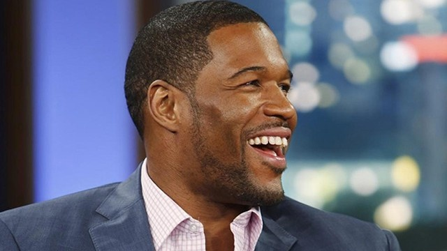 Michael Strahan Hairstyle 2018