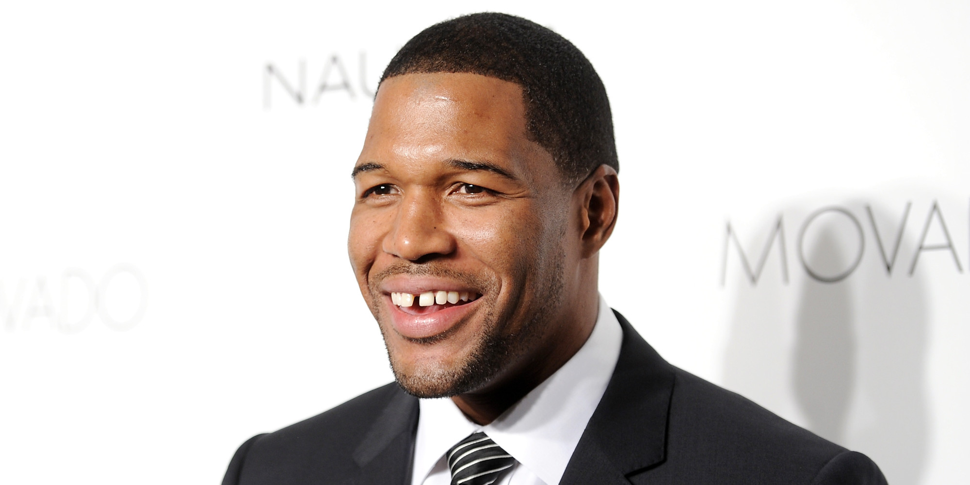 Michael Strahan Hairstyle 2019