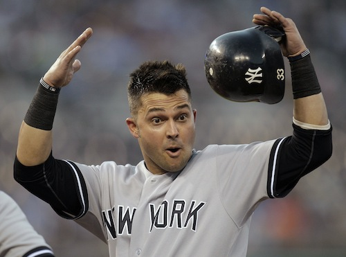 Nick Swisher New Haircut 2019