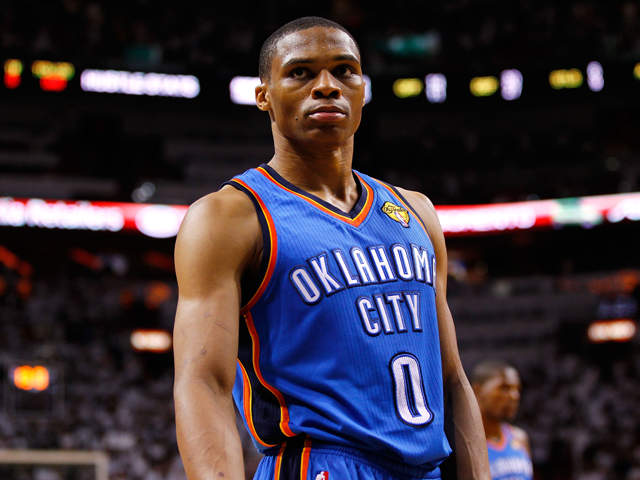 Russell Westbrook New Haircut 2017