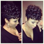 Short Natural African American Hairstyles 2018