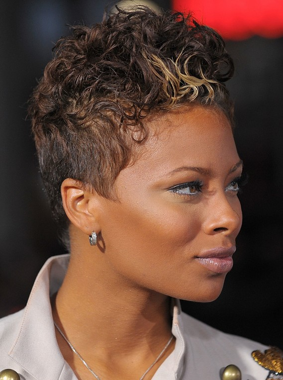 Short Natural African American Hairstyles 2018 Pictures