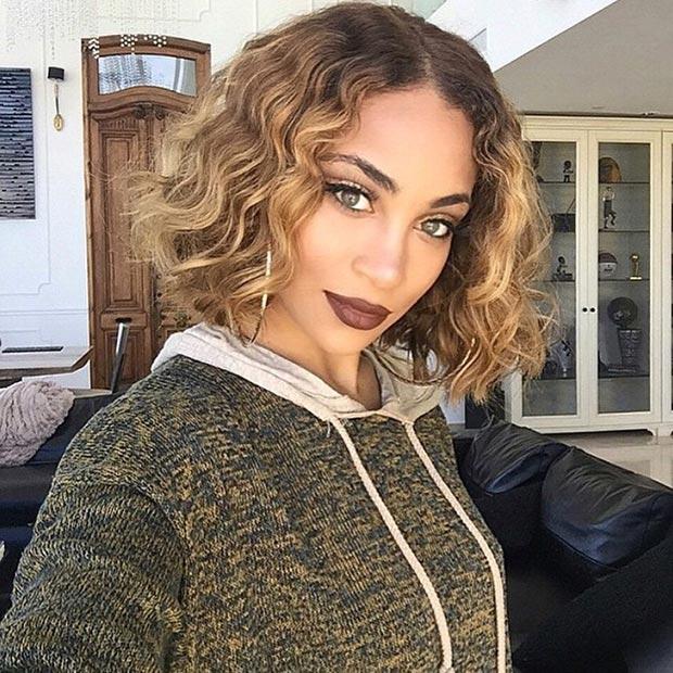 Short haircuts for black women 2018