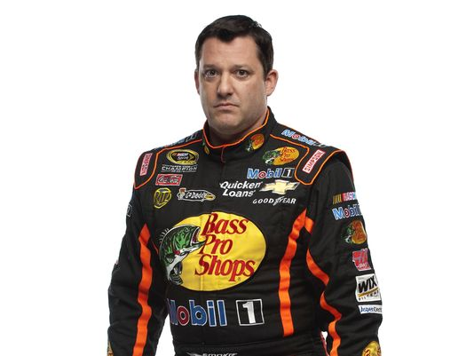 Tony Stewart Haircut 2019 Pictures