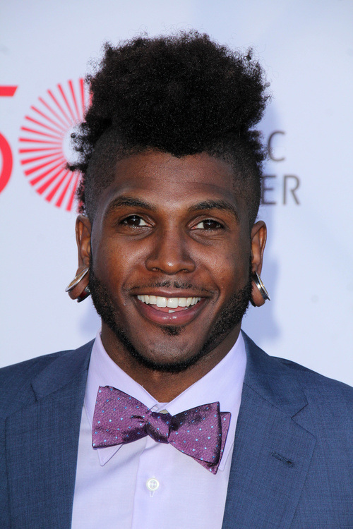mohawk hairstyles for black men 2019