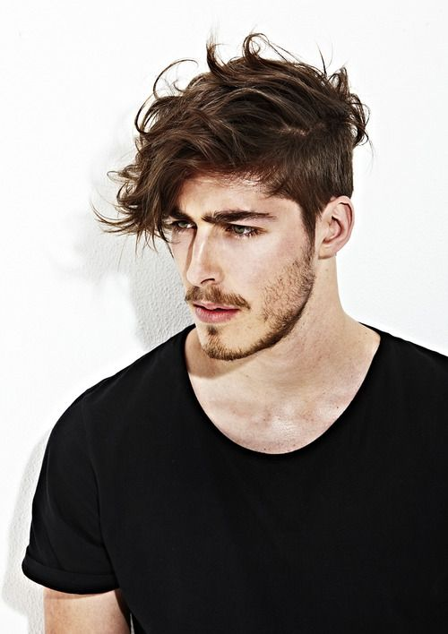 Badass Hairstyles For Guys For Short Hair 5