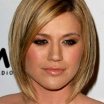 Chin length hairstyles for thin hair long faces, round faces 0