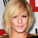 Chin length hairstyles for thin hair long faces, round faces 02