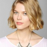 Chin length hairstyles for thin hair long faces, round faces 3