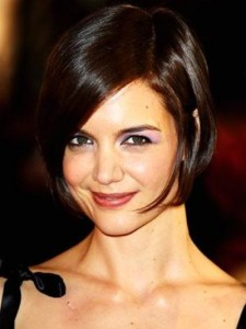 Chin length hairstyles for thin hair long faces, round faces 9