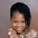 Flat Twist Hairstyles For Kids 4