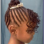 Flat Twist Hairstyles For Kids 5
