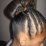 Flat Twist Hairstyles For Kids 6