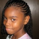 Flat Twist Hairstyles For Kids 7