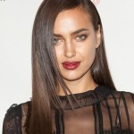 Irina Shayk hairstyle 2017 Hair color 0