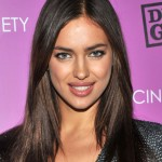 Irina Shayk hairstyle 2017 Hair color 01