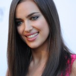 Irina Shayk hairstyle 2017 Hair color 8