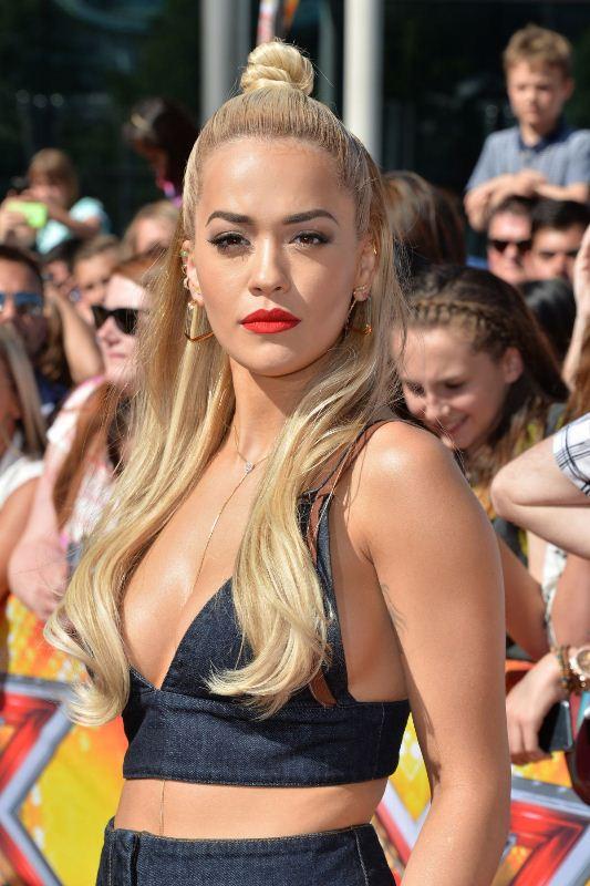Ritaora Haircut In X Factor Show 2016 Hair Color Name 3